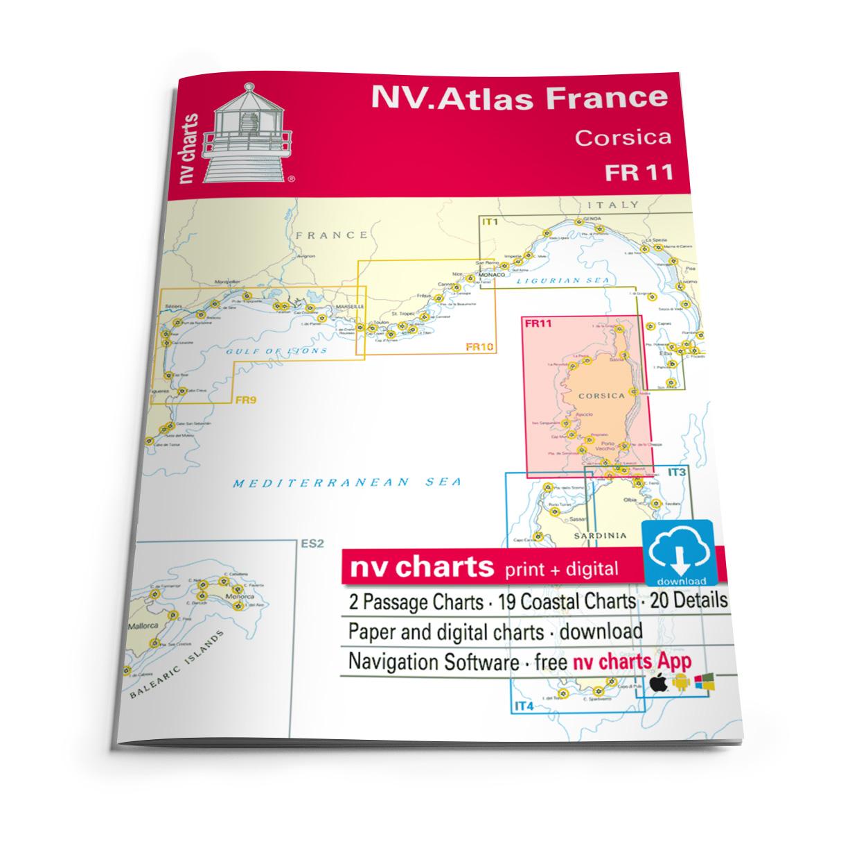 NV Atlas FR11 Corsica
