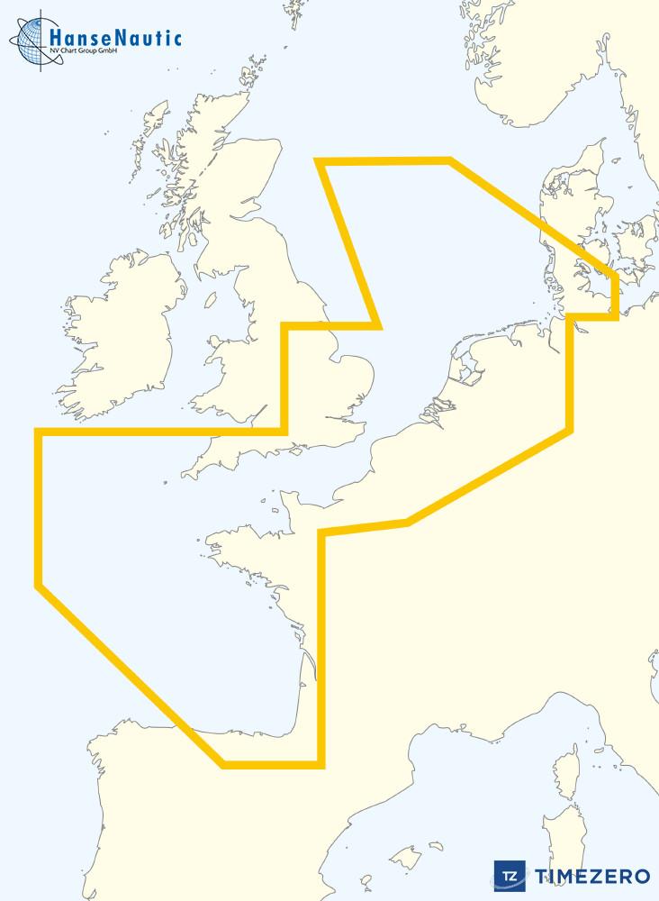 Mapmedia WVJEWM227MAP mm3d C-MAP by Jeppesen