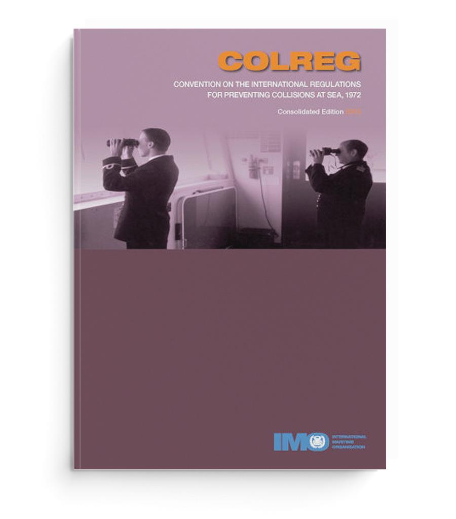 IMO COLREG 2003 - Collision Avoidance Regulations (IB904E)