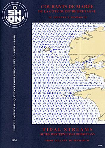Atlas de Courants - Côte Ouest de Bretagne