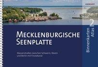 Binnenkarten Atlas 2 - Mecklenburgische Seenplatte
