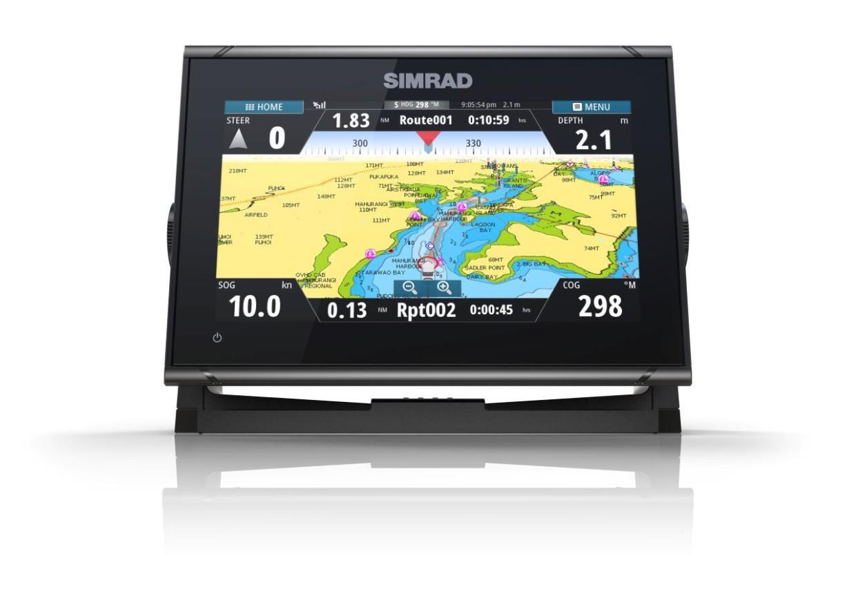 Simrad GO9 XSE Kartenplotter ohne Transducer