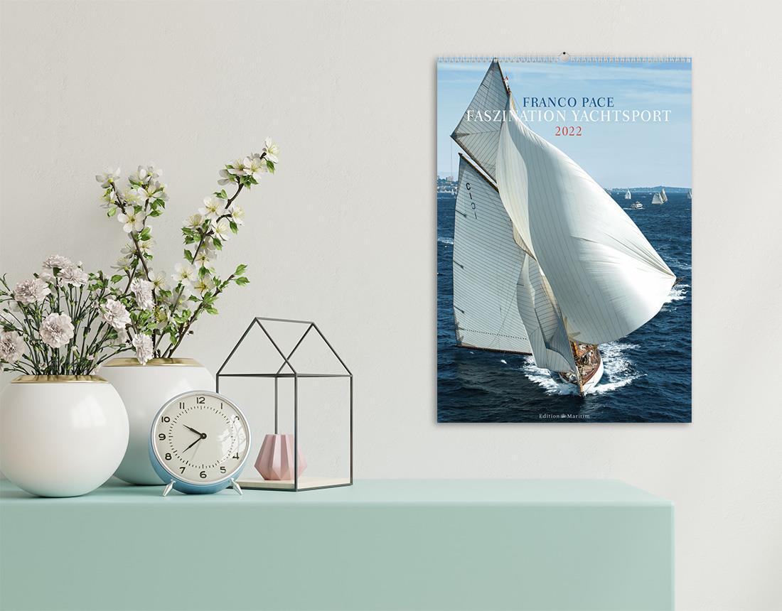 Faszination Yachtsport 2022 Franco Pace (Kalender)