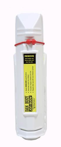 Danbuoy/Markierungsboje Containerfarbe: weiß