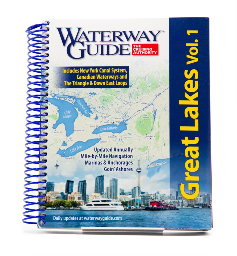 Waterway Guides Great Lakes Vol. 1