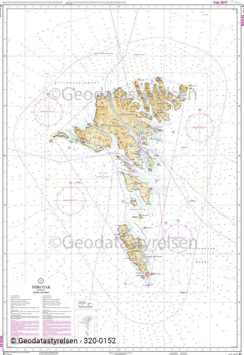DK 81 Färöer Inseln