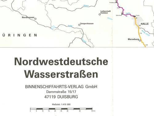 Nordwestdeutsche Wasserstraßen