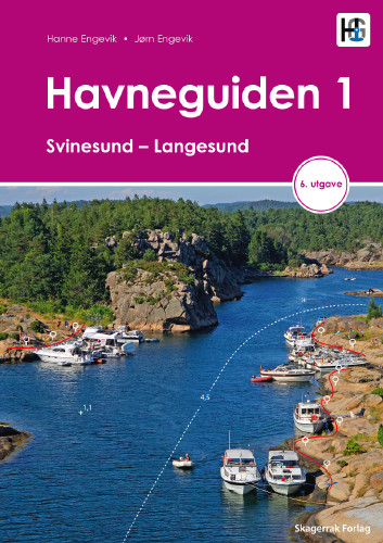 Havneguiden 1 Svinesund - Langesund