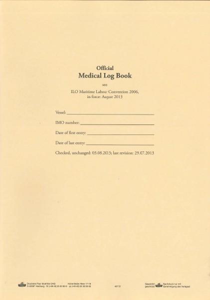 Medical Log Book
