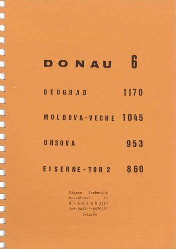 Donau 6 Beograd - Eiserne Tor 2