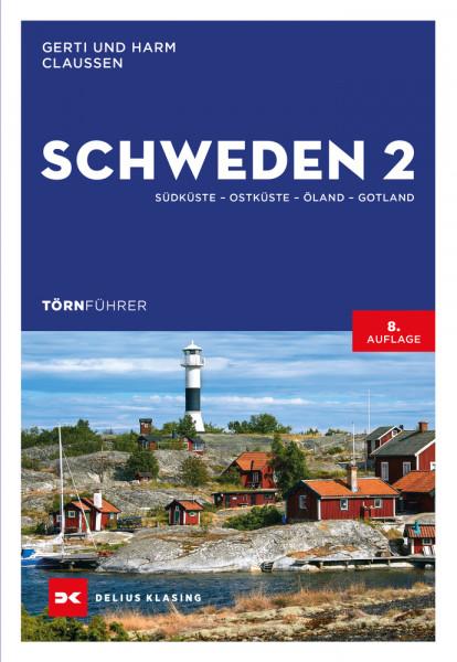 Törnführer Schweden 2 - Südküste - Ostküste - Öland - Gotland