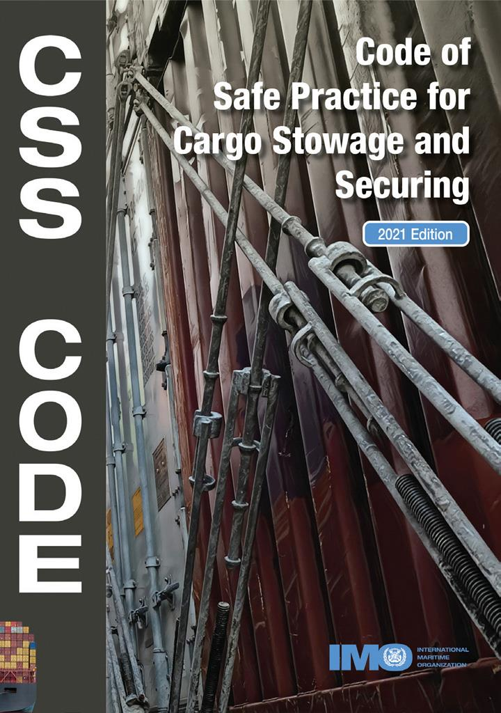 IMO Code on Cargo Stowage/Securing (CSS Code) (IC292E)