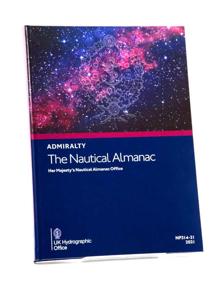 ADMIRALTY Nautical Almanac - NP314