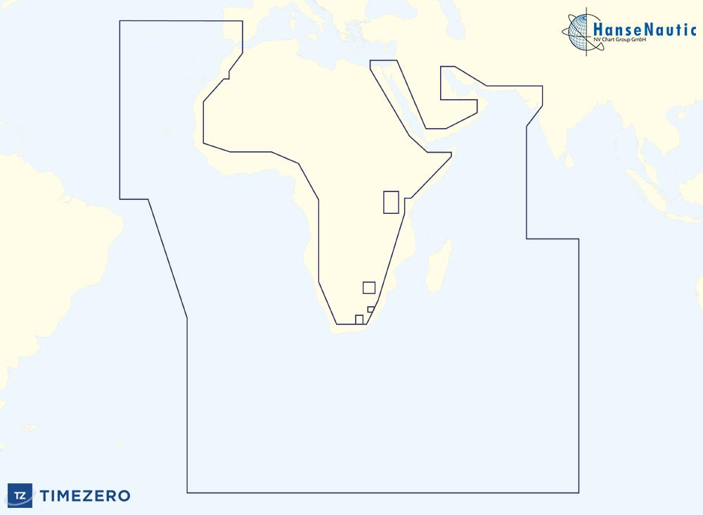 Mapmedia MWVJAFM005MAP mm3d C-MAP by Jeppesen