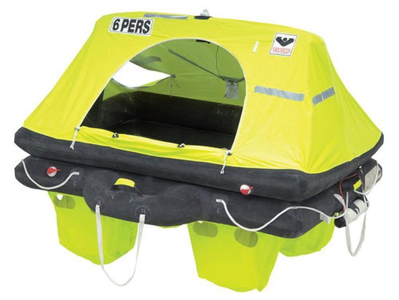 Viking Rettungsinsel RescYou 4UKL Packtasche