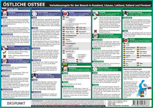 Östliche Ostsee - Verhaltensregeln für den Besuch