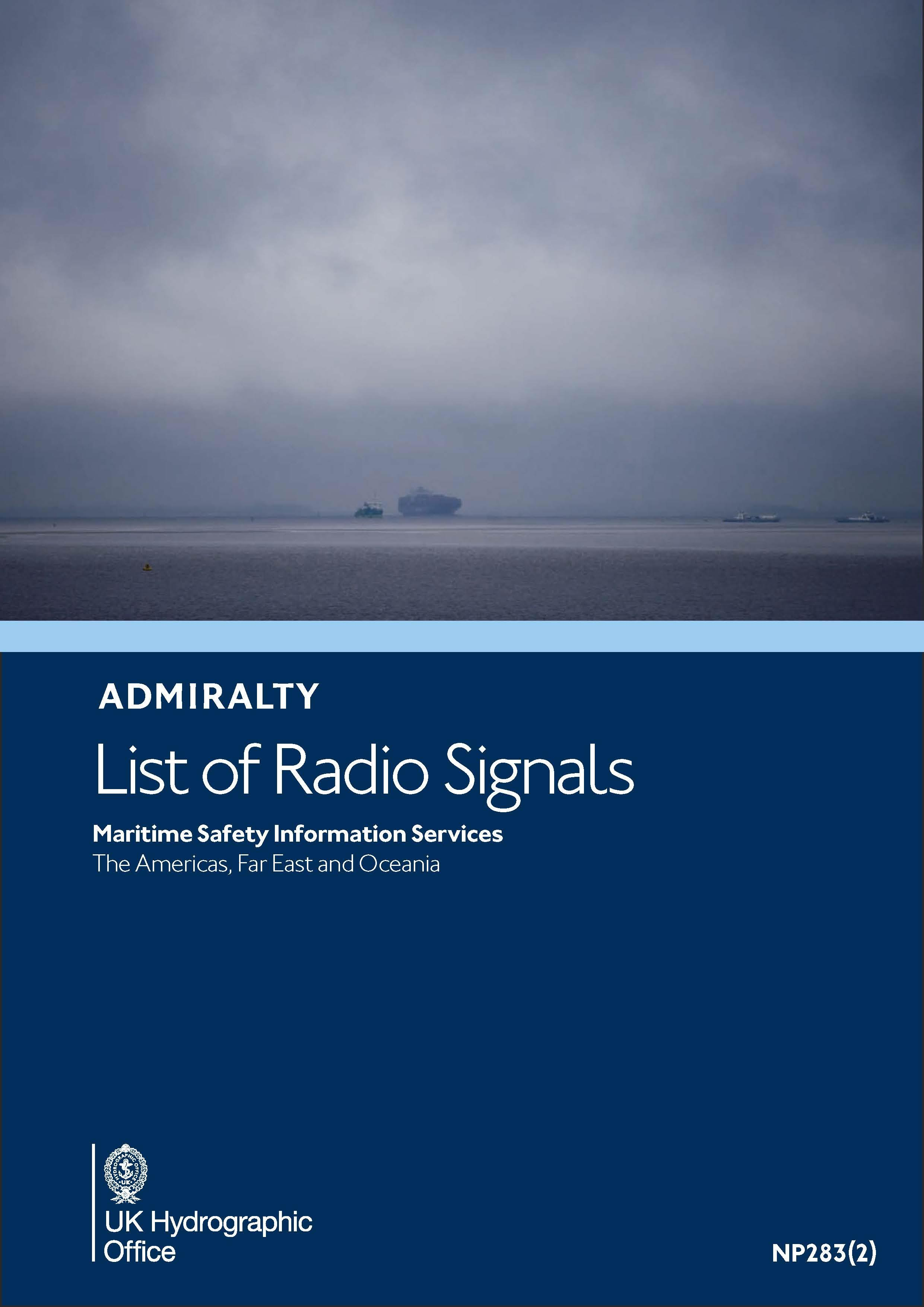 ADMIRALTY NP283(2) RadioSignals - Maritime Safety Information - APAC