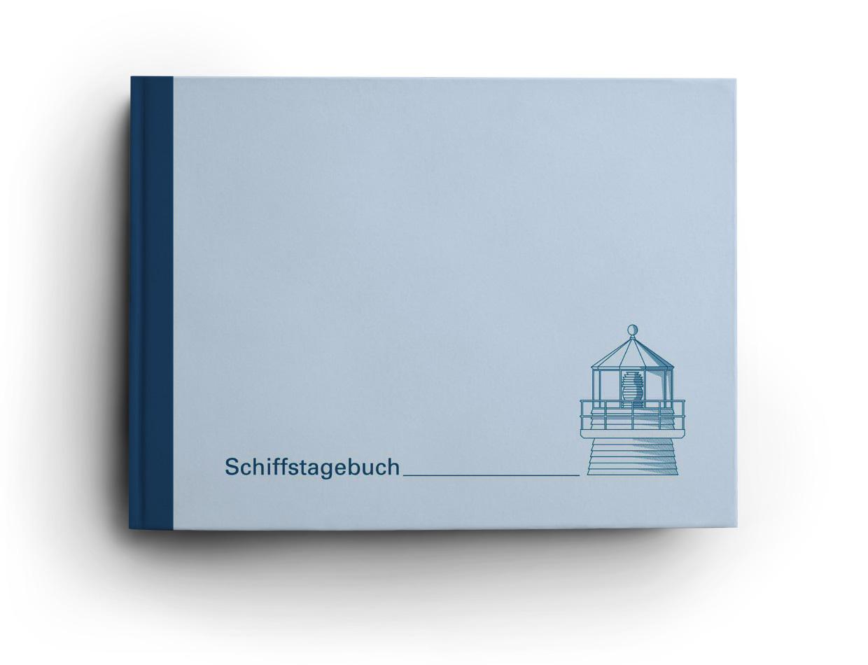 Logbuch / Schiffstagebuch NV