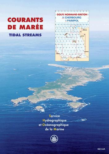 Atlas de Courants - Îles Anglo-Normandes et Golfe Normand-Breton