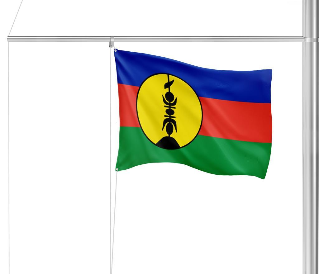 Flagge Neukaledonien