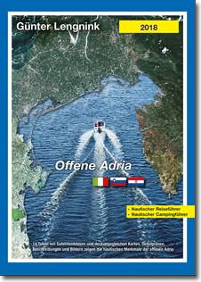 Offene Adria - ein nautischer Reiseführer