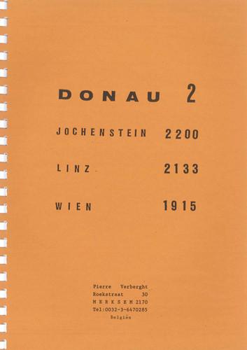 Donau 2 Jochenstein - Wien