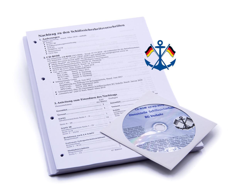 Schiffssicherheitsvorschriften, 32. Nachtrag