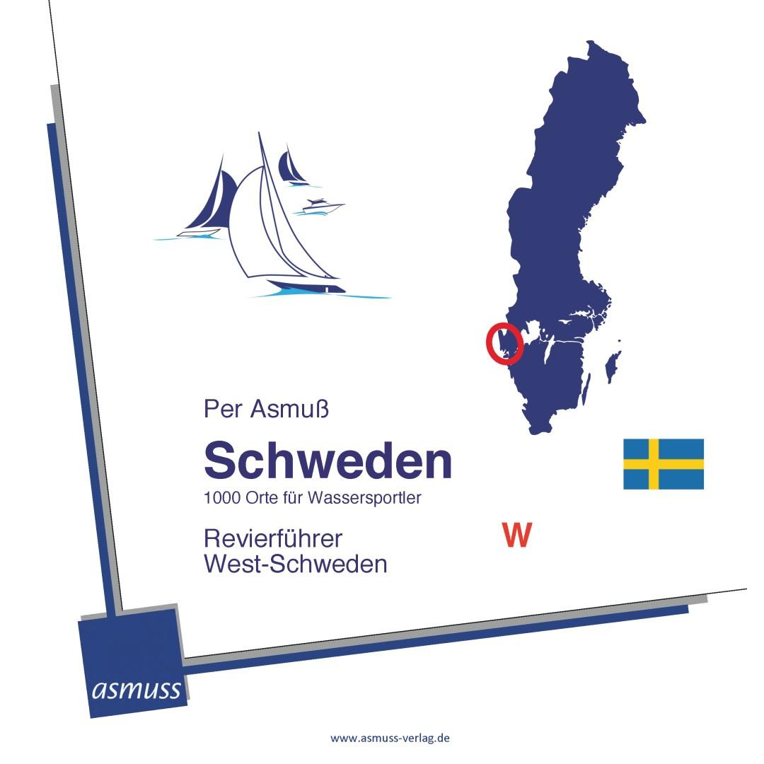 Schweden - 1000 Orte für Wassersportler, Band W