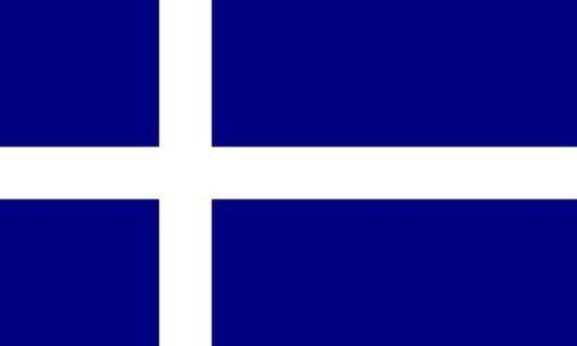 Flagge Shetland