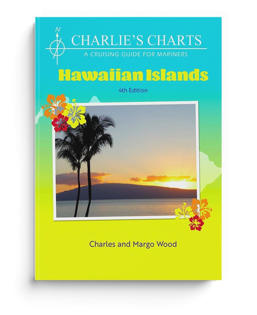 Charlie's Charts Hawaiian Islands