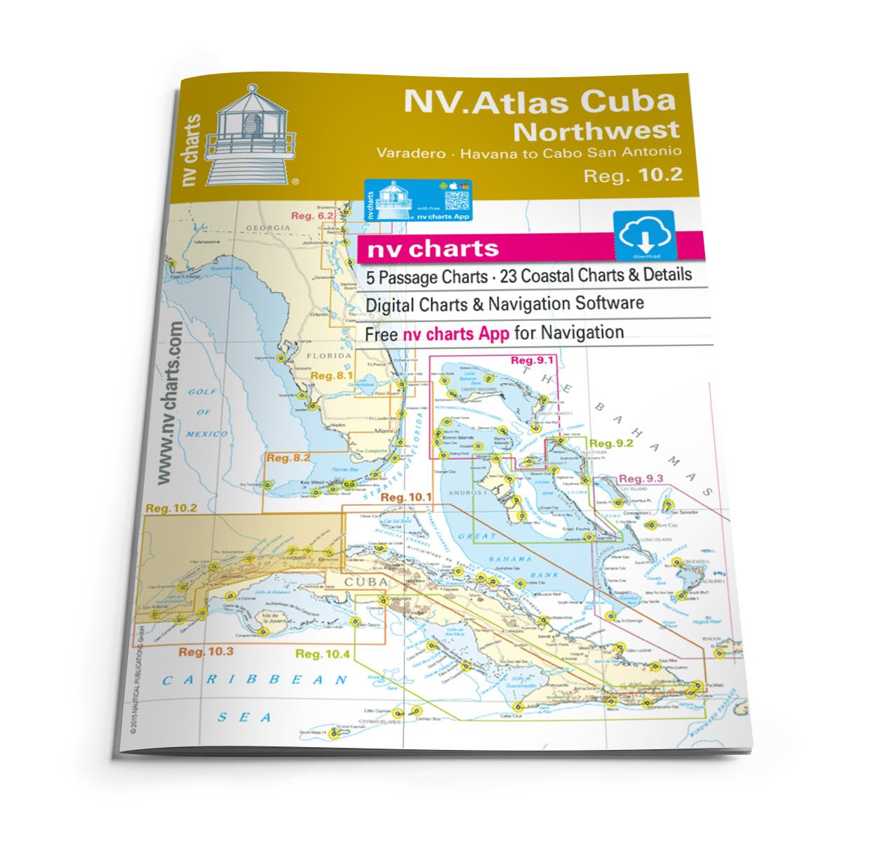 NV Atlas Cuba 10.2 Northwest - Varadero to Cabo San Antonio