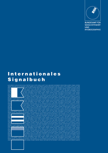 Internationales Signalbuch (BSH2160)