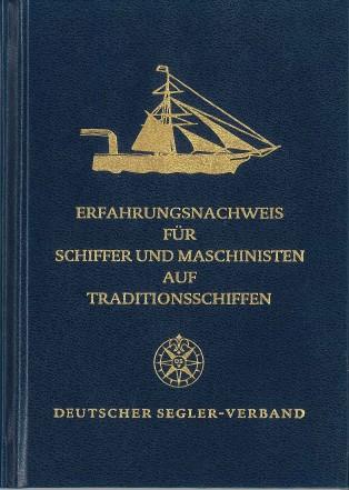 Erfahrungsnachweis (Traditionsschiffe)