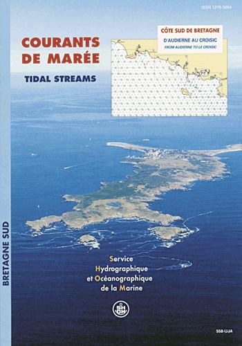 Atlas de Courants - Côte Sud de Bretagne