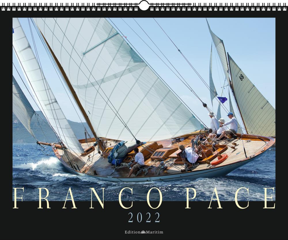 Franco Pace 2022 Kalender