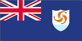 Flagge Anguilla