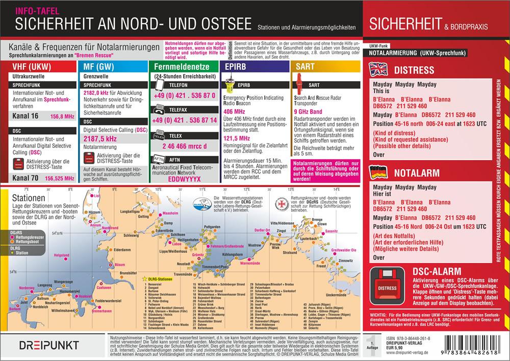 Sicherheit an Nord- und Ostsee