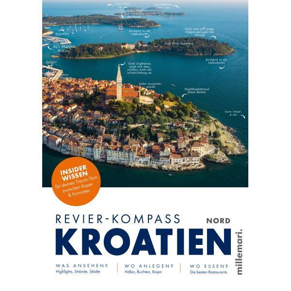 Revier-Kompass Kroatien Nord