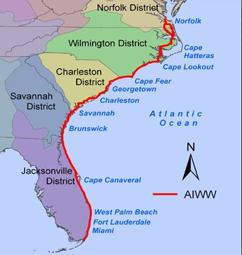 Waterway Guide: Atlantic ICW | HanseNautic