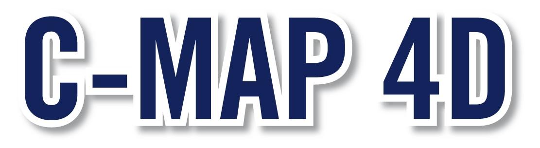 C-MAP MAX 4D Charts