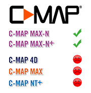 Aktueller Status des C-MAP Frühjahrsupdate