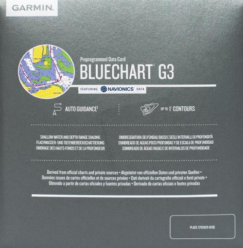Garmin bluechart g3