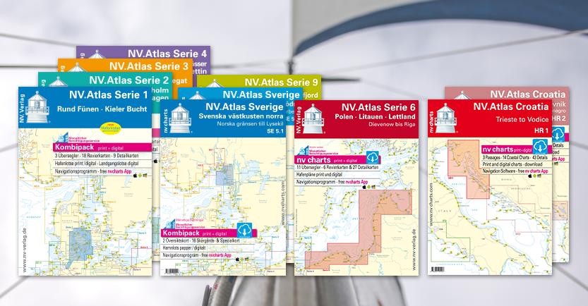 NV Charts Ostsee
