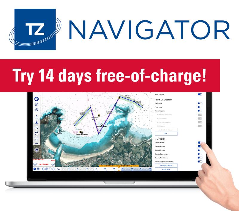 TimeZero Navigator 14 Tage gratis testen