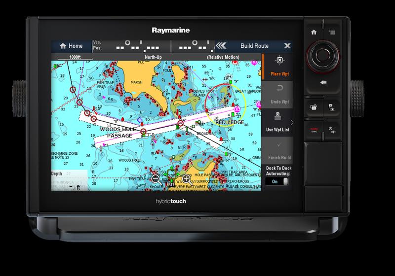 Raymarine Navionics Dock-to-Dock