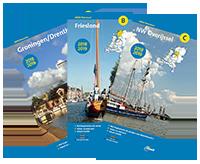 Niederländische ANWB Karten für die Binnenreviere - jetzt bei HanseNautic ausrüsten