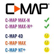 Zuversichtlich in Sachen C-MAP