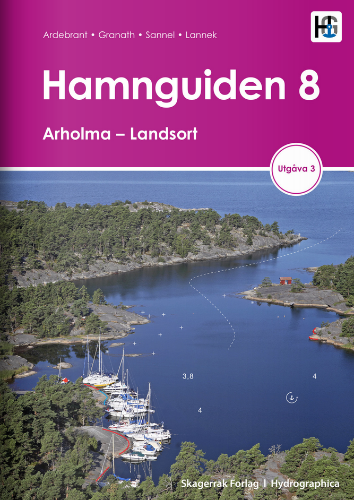 New edition of the popular Hamnguiden 8