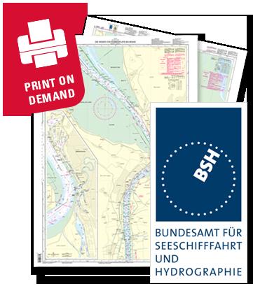 BSH-Nordsee als Print-on-Demand