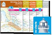 nv charts Sportbootkarten